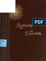 Antiquity Unveiled - Roberts