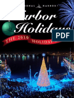 Harbor Holidays Brochure