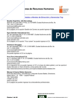 OLA. Guía de consultoras 2010