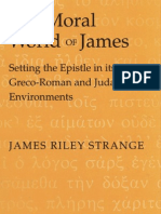 The Moral World of James - James Riley Strange