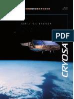 Cryosat ESA's Ice Mission