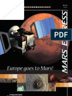 Mars Express Europe Goes to Mars