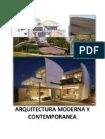 Ensayo Arquitectura Moderna y Contemporanea Ana Ariola