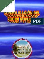 LA GUARDIA NACIONAL Y EL PODER POPULAR CONSEJO DE GENERALES