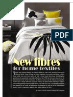 New Fibres for Home Textiles
