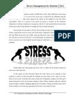 Seminar on Stress