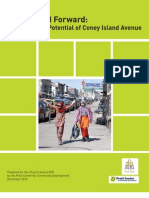 A New Road Forward - Unlocking the Potential of Coney Island Avenue