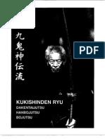 Ninjutsu - Bujinkan - Masaaki Hatsumi - Kukishinden Ryu