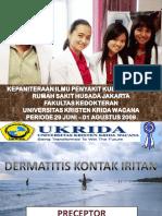 Dermatitis Referat Kulkel Husada