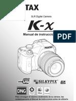 Manual Pentax K-x