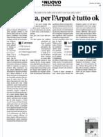 discarica per l'ARPAT è tutto ok - corriere ar 18.04.11