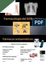 Farmacologia Del SOB y ASMA