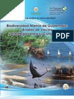 Biodiversidad Marina de Guatemala