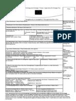 DD Schengen Visa Form