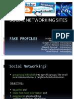Fake Profiles