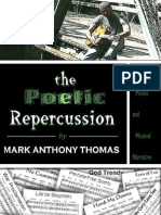 The Poetic Repercussion