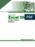 Excel 2007 Full