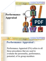 2918255 Ppt Performance Appraisal