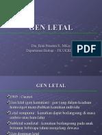 Bab 5. Alel Letal Year 2009