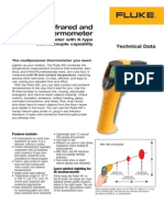 IBJSC.com - Fluke 561 Infrared and Contact Thermometer - Technical Data