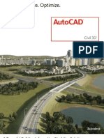 Autocad Civil3d Brochure