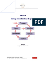 Manual Project Management Ro
