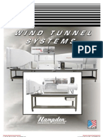 Wind Tunnel Systems