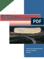 Analisis Arquitectura Deportiva