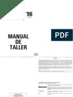 Yamaha SR250 Manual de Taller-3TH-MS1 1996 (Spanish)