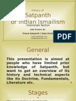 Series 33-E -PPT -Part 1 of 3-Pirana Satpanth -History-English