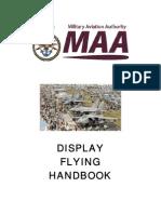 Display Flying Handbook