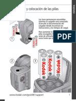 Kodak Z981 - Manual en español