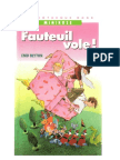 Blyton Enid WCA2 Fauteuil Vole