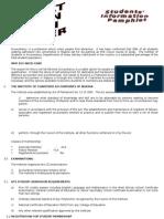 Ican Offer Pamphlet