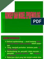 Konsep Dan Model Epidemiologi