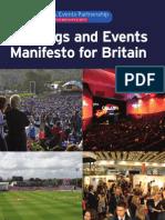 BVEP Manifesto