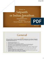 Series 33 E -PDF -Pirana Satpanth -History-English