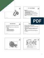 Gear Parameters