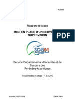 Rapport Stage A3 RIR Exia Maxime CARNE