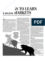 Equity Lessons to Learn From the Market (1)
