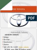 Toyota Case