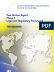 Peer Review Report Phase 1 Legal and Regulatory Framework - The Bahamas
