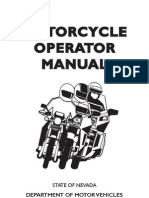 Nevada Motorcycle
