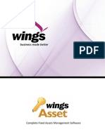 Wings Asset