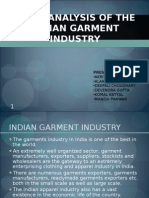 Swot Analysis of the Indian Textile Industry