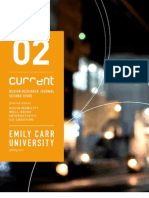 CURRENT – Emily Carr University of Art + Design Research Journal – Issue 02