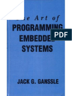 The Art of Programming Embedded Systems by Jack G. Ganssle