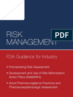 FDA Guide on Risk Management