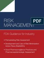 FDA Guide on Risk Management