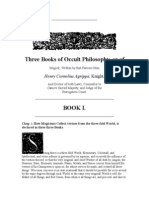 Cornelius Agrippa - Occult Philosophy 1